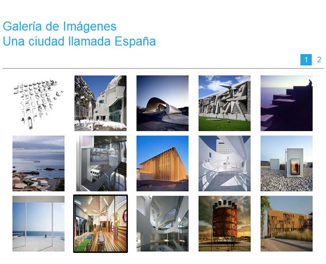 Una Ciudad llamada España. Galería de Imágenes