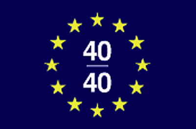 Europe 40 UNDER 40 Awards 2010