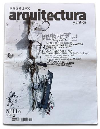Pasajes de Arquitectura y Critica #116. 2011